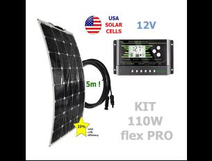 Compra placas solares flexibles para barcos, caravanas, furgonetas, etc